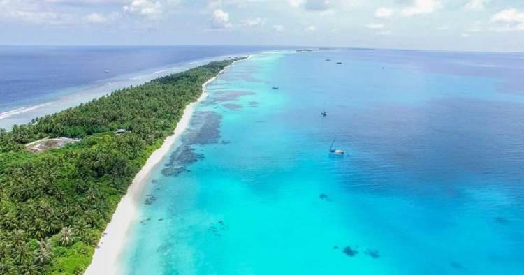 недорогой остров дигура мальдивы