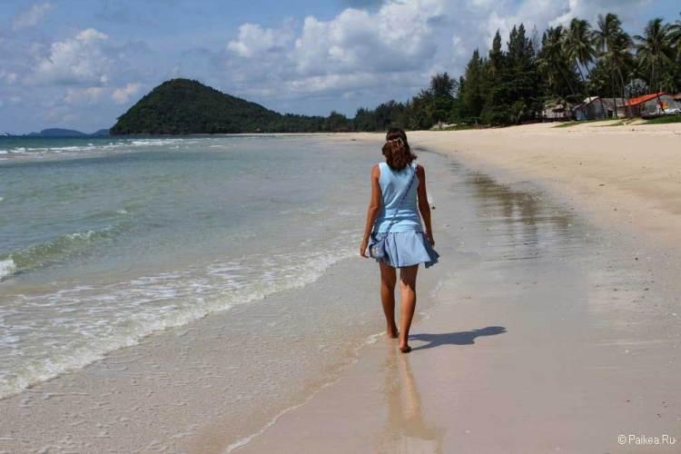 медовый месяц отдых на пляже