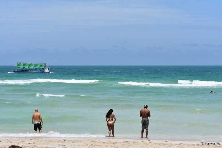 Майами жители