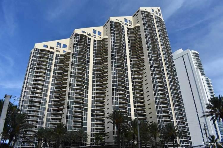 Майами небоскреб