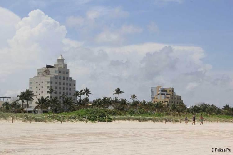 Майами пляж фото