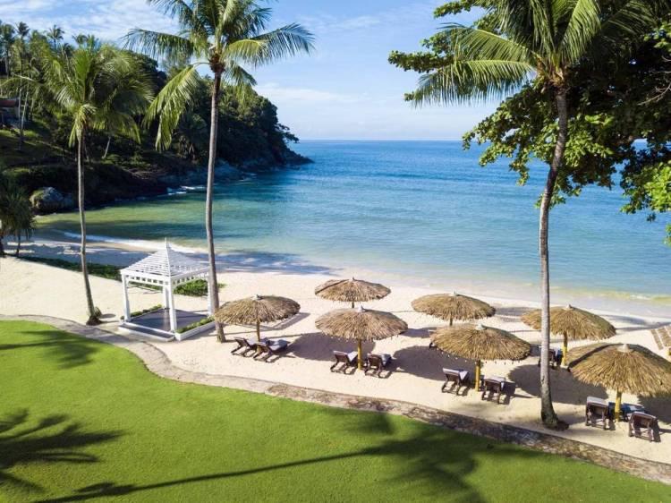 Лучший отель на Пхукете с собственным пляжем