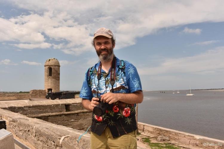 Достопримечательности Флориды - Крепость Кастильо-де-Сан-Маркос