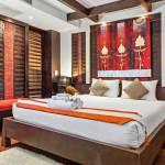 Хорошие отели Пхукета 3 звезды на пляже Патонг