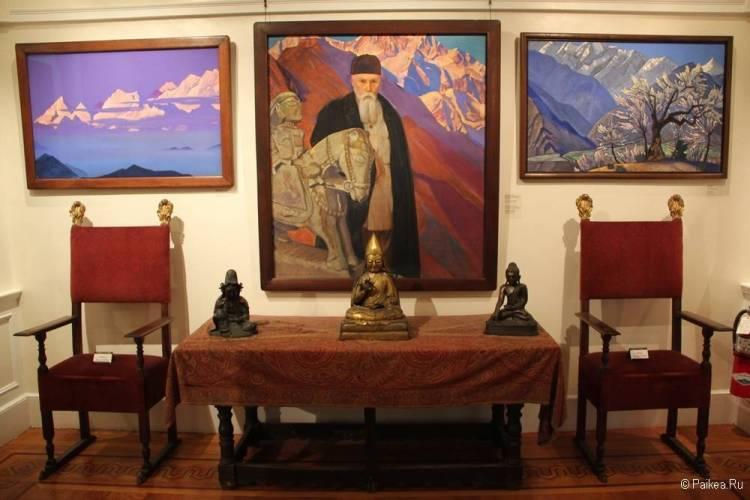 Музей Рериха в Нью-Йорке 3