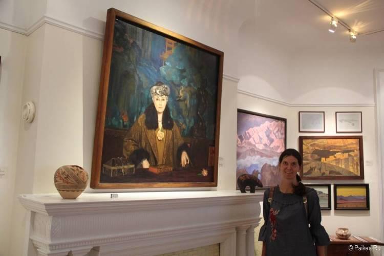 Музей Рериха в Нью-Йорке 12