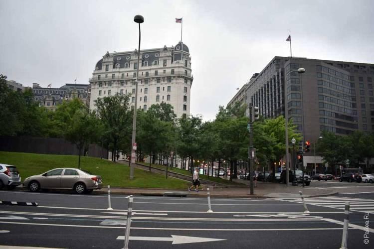 Отель в Вашингтон dc
