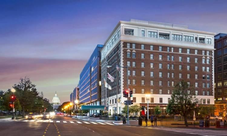 Отели в Вашингтоне США