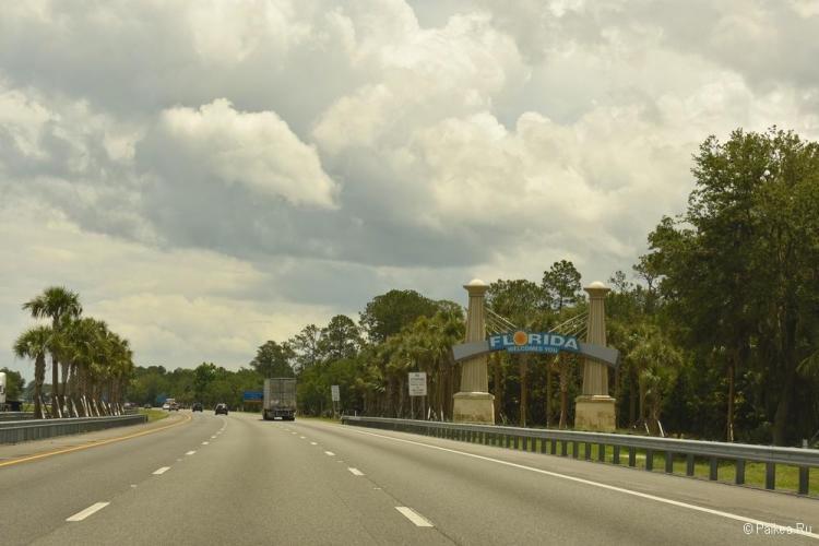 Добро пожаловать во Флориду