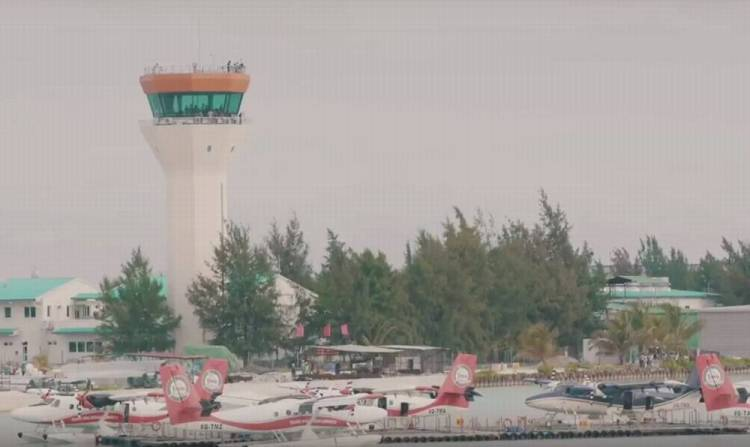 мальдивы аэропорт морской терминал