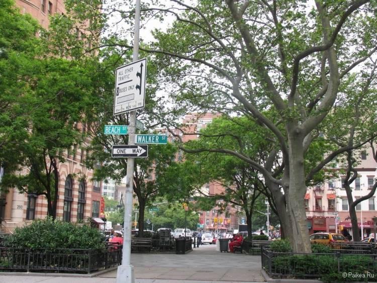 В Нью-Йорк первый раз - мои советы и рекомендации 22