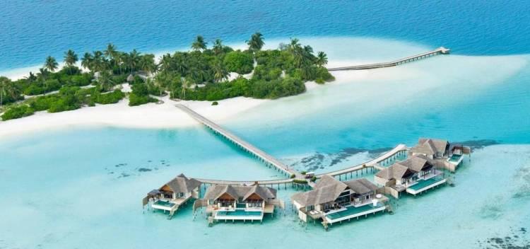 курорт на Мальдивах