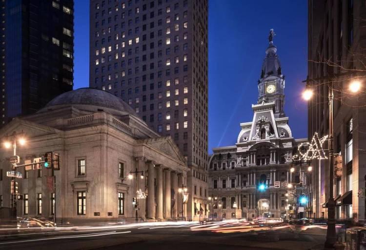 Лучшие отели Филадельфии