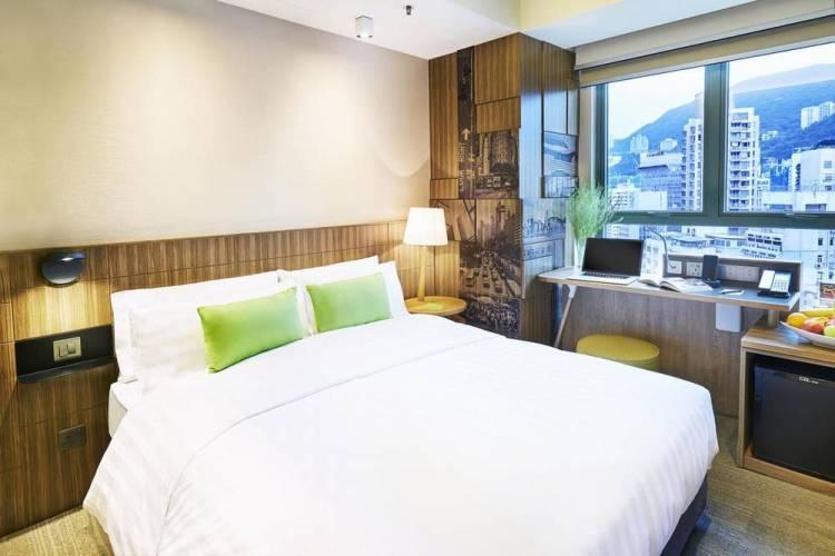 Новый отель в Гонконге