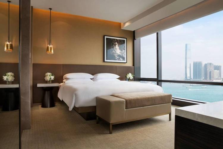 Номер в отеле Гонконга 5 звезд