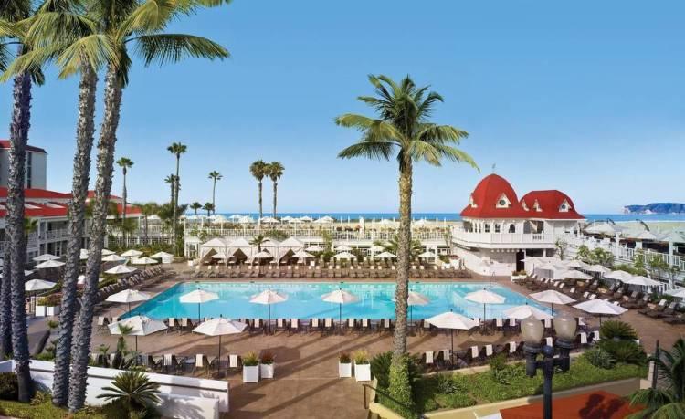Лучший отель 5 звезд в Сан-Диего