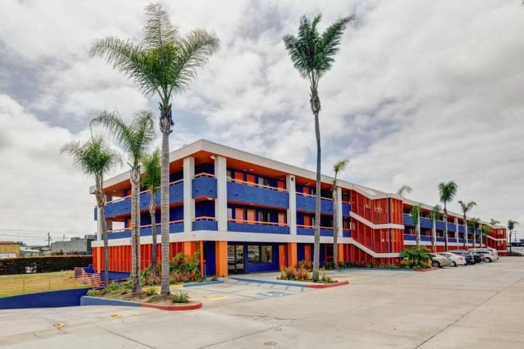 Отели Сан-Диего, Калифорния, США