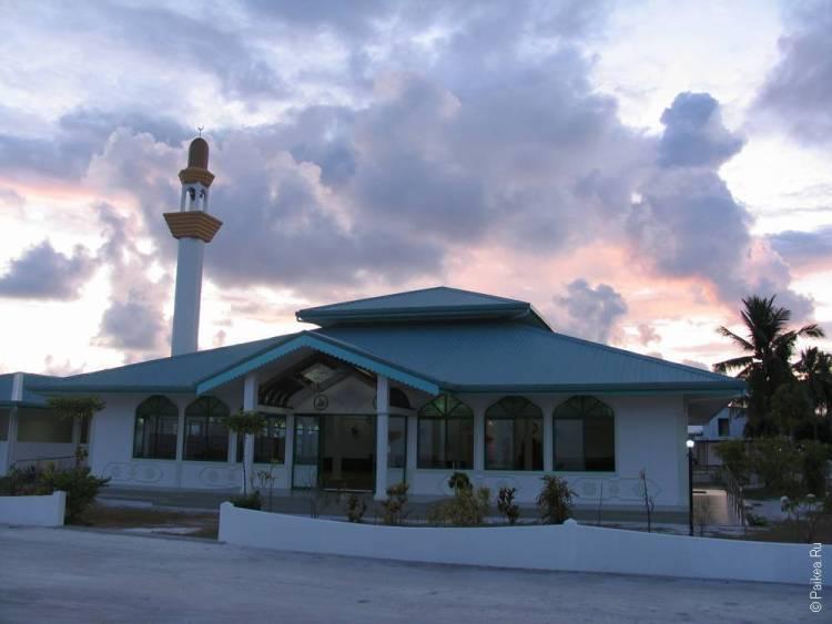Отдых в гестхаусе на Мальдивах 35