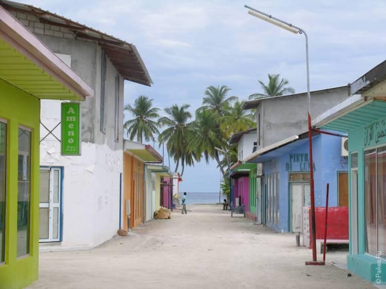 Отдых в гестхаусе на Мальдивах 46