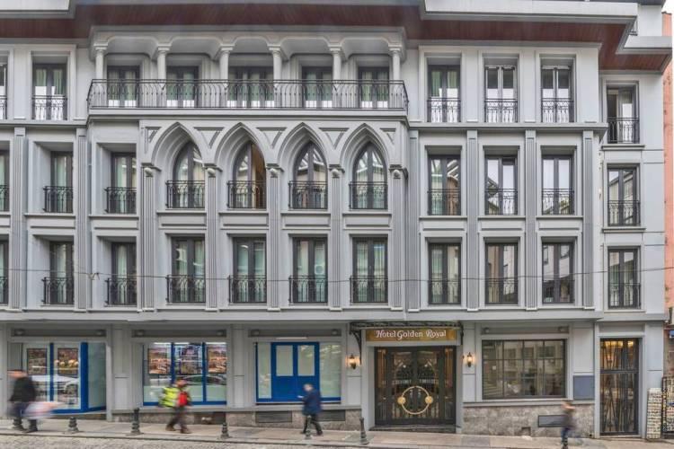 Отели Стамбула Golden Royal