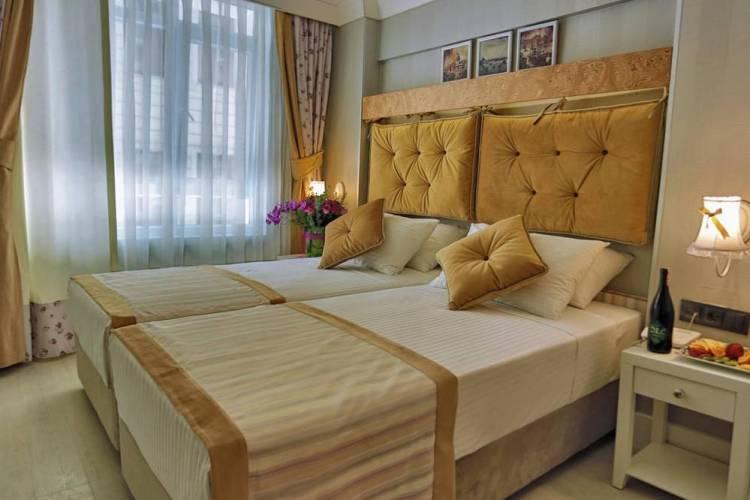 Отели Стамбула Just Inn