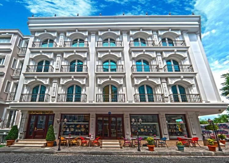 Отели Стамбула в центре