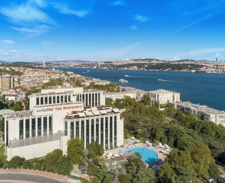 Отели Стамбула Swissotel