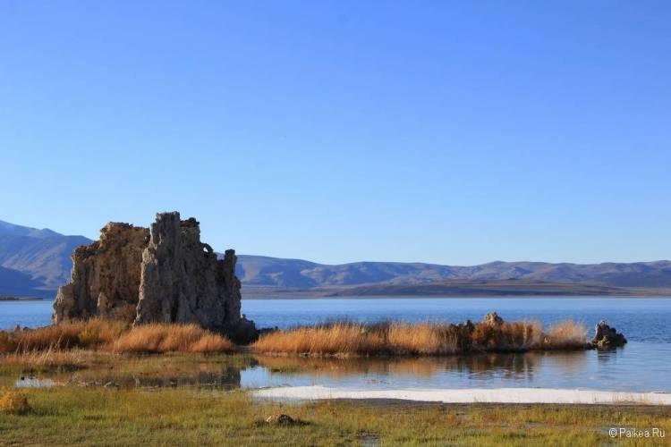 Озеро Моно (Mono Lake) 16