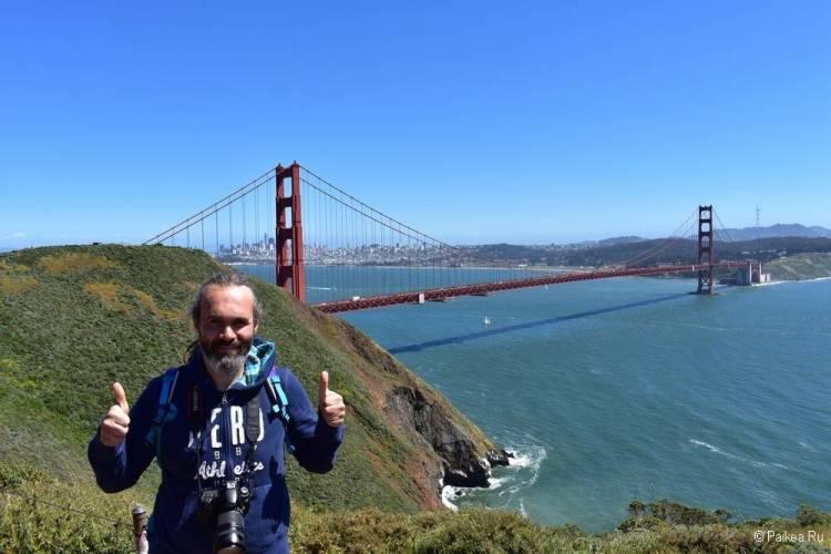 Достопримечательности Сан-Франциско Марин Хэдландс