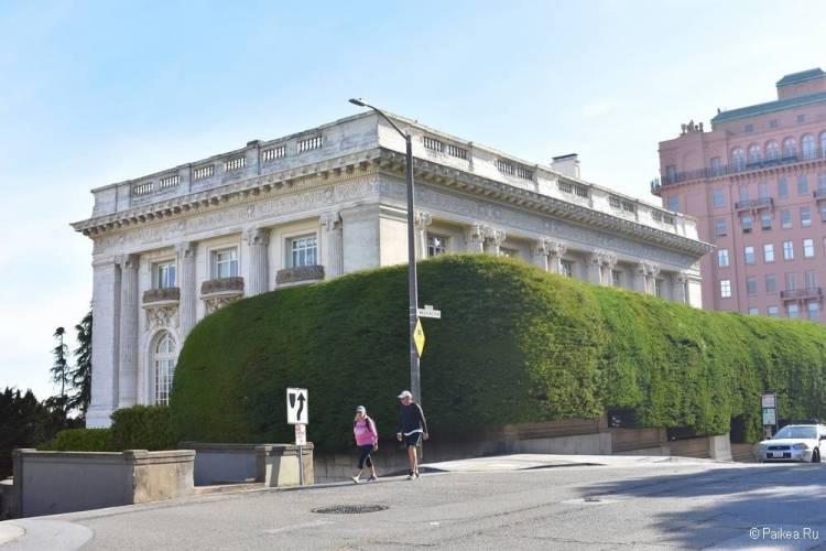 Достопримечательности Сан-Франциско Дом Шпрекельса