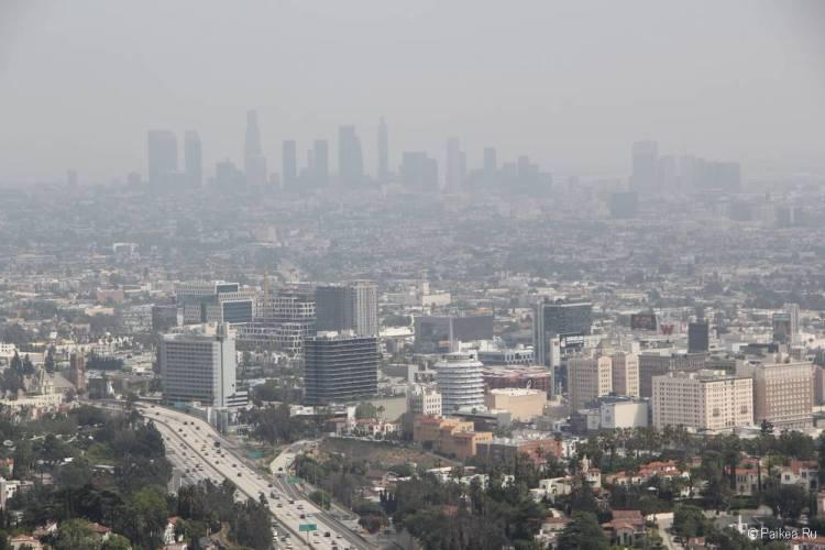 Смотровая площадка Голливуд Боул в Лос-Анджелесе 23