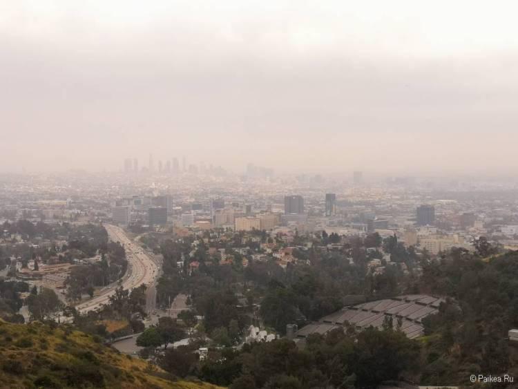 Смотровая площадка Голливуд Боул в Лос-Анджелесе 27