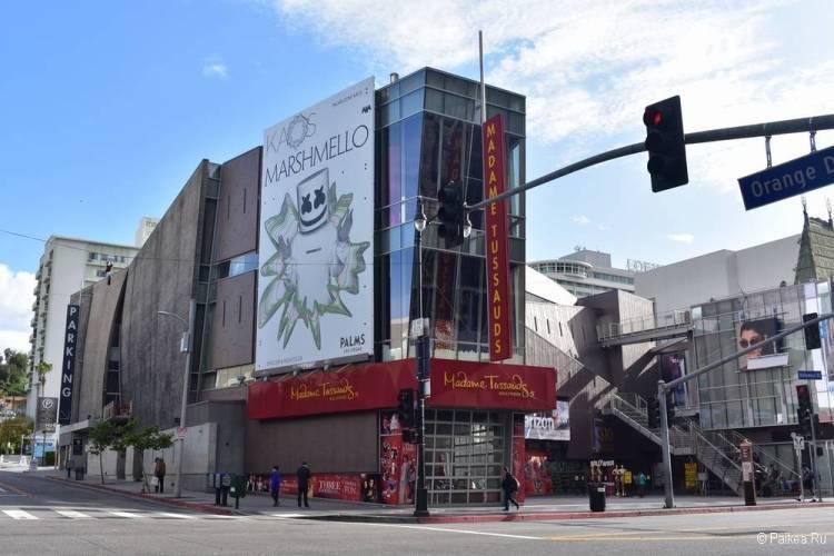 Поездка в Лос-Анджелес самостоятельно Музей мадам Тюссо