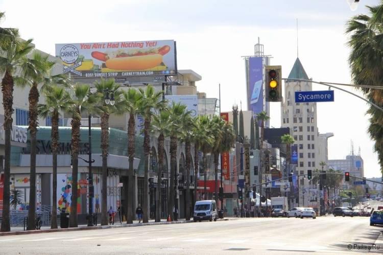 Поездка в Лос-Анджелес самостоятельно 51