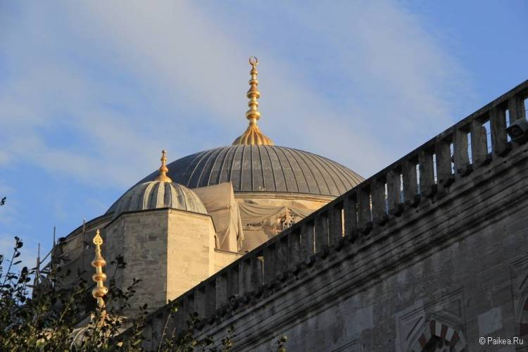 Поездка в Стамбул 12