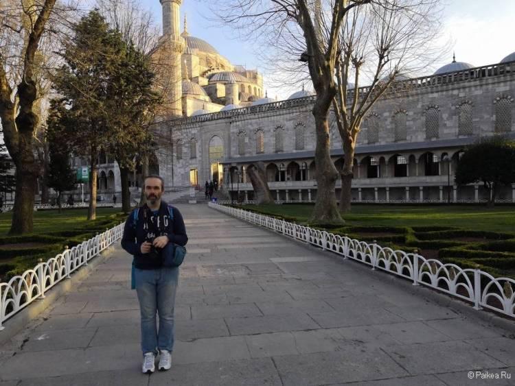 Поездка в Стамбул Tourist Pass
