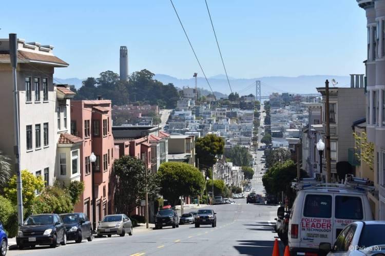 Башня Койт, Сан-Франциско 02