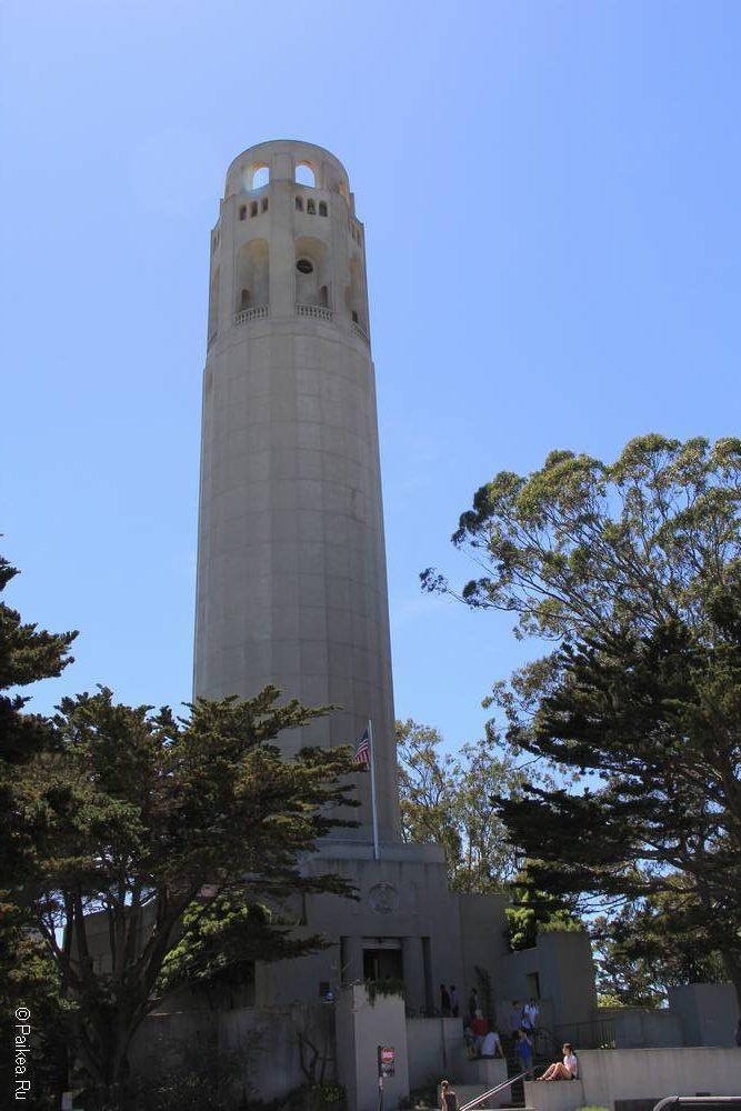 Башня Койт, Сан-Франциско 32