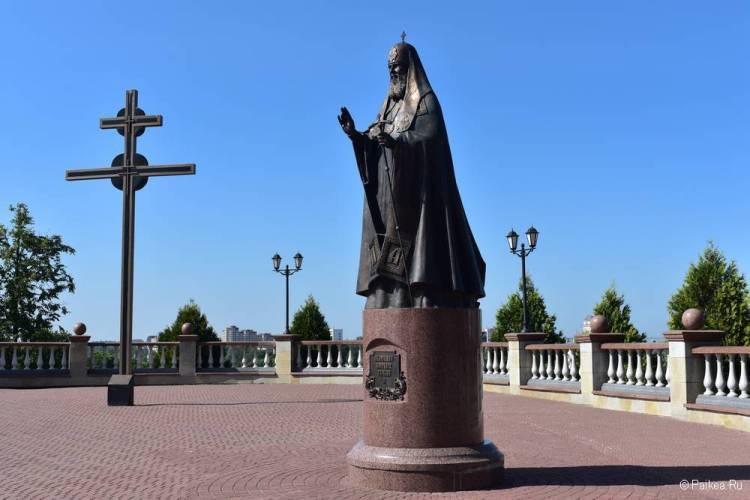 Памятник Алексию II, Витебск