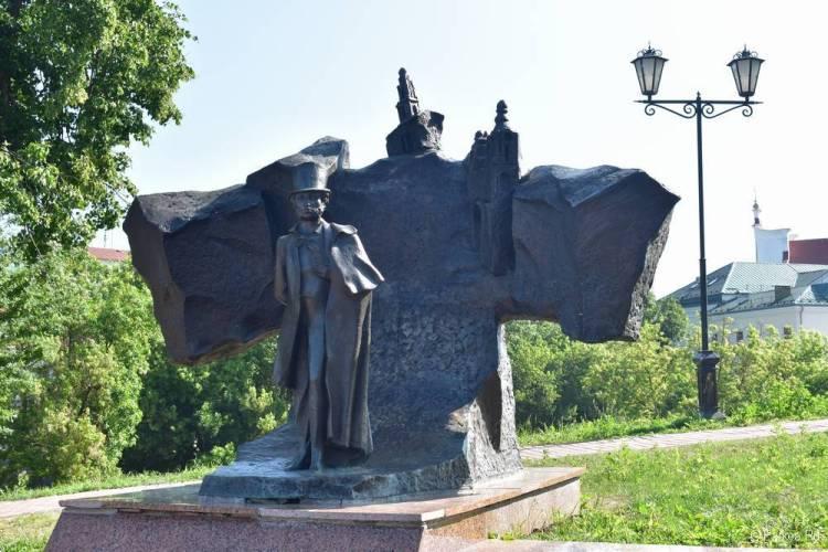 Памятник Пушкину, Витебск