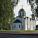 Поездка в Витебск - что посмотреть - Благовещенская церковь