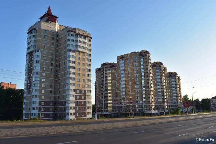 Новые дома, Витебск