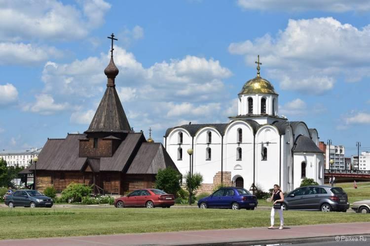 Храмы Витебска