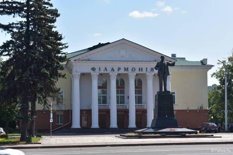 Памятник Ленину, Витебск