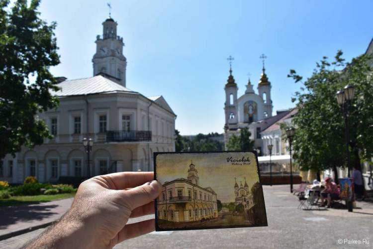 Поездка в Витебск - что посмотреть за 1 день