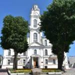 Поездка в Витебск - что посмотреть - Витебская ратуша