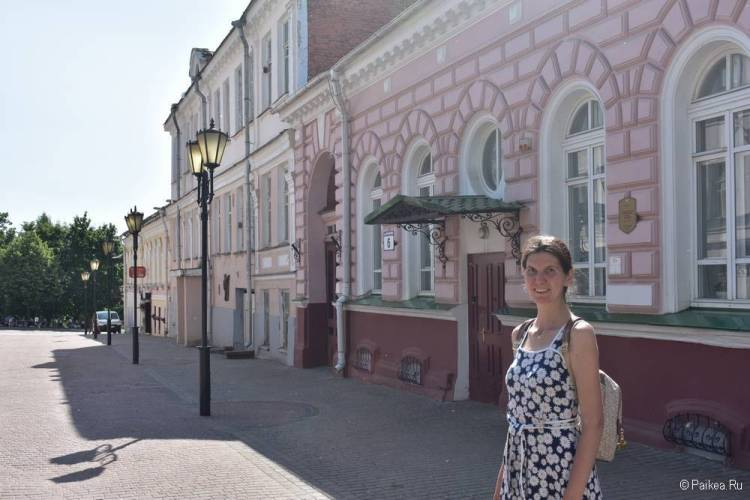 Прогулка по в Витебску