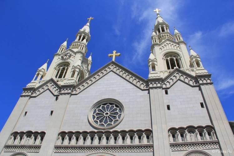 Церковь Святых Петра и Павла в Сан-Франциско 18