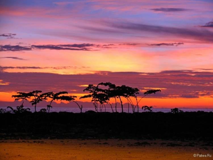 Самые красивые закаты и рассветы мира 12