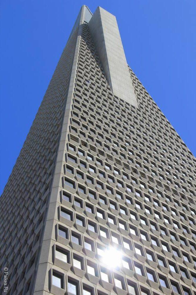 Небоскреб Трансамерика в Сан-Франциско